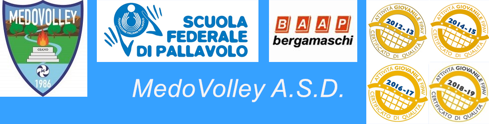 Banner MedoVolley