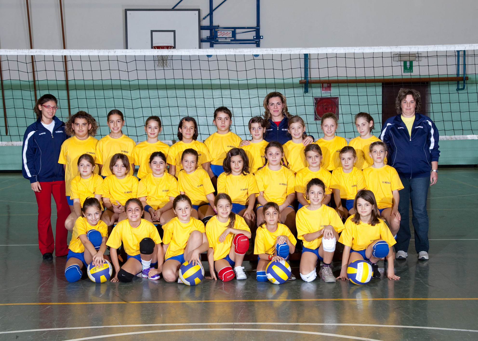 MiniVolley 2009 / 2010