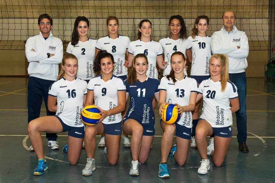 Under 18 Medoacus Bluvolley 2013 / 2014