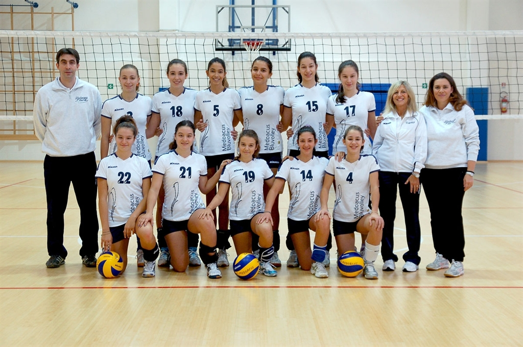 Under 14 Medoacus Bluvolley 2013 / 2014