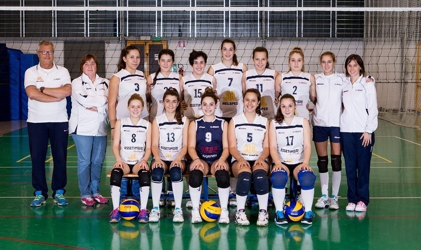 Under 16 Medoacus BAAP ESSETIMBRI 2014 / 2015