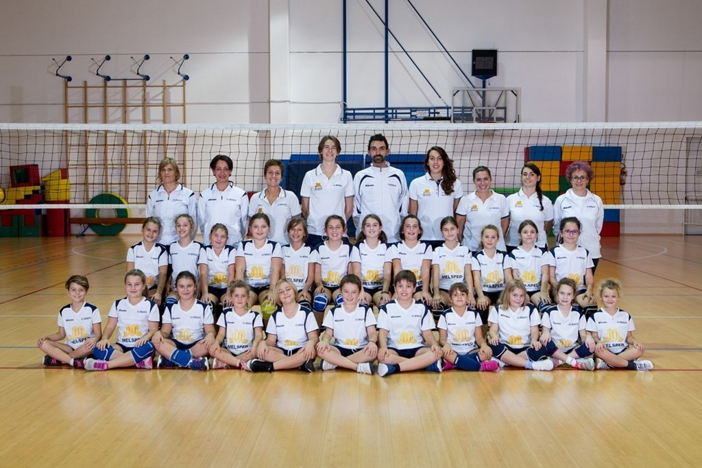 Minivolley I° 2017 / 2018