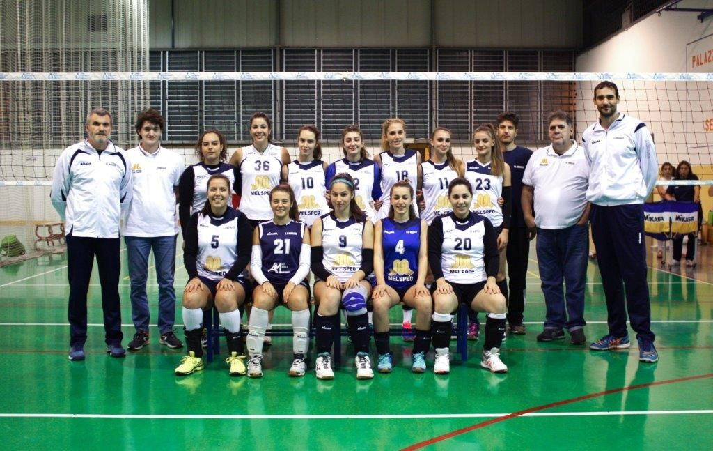 II° Divisione MedoVolley ESSETIMBRI 2018 / 2019