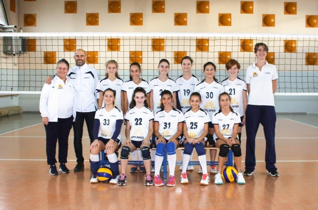 Under 13 MedoVolley MELSPED 2018 / 2019