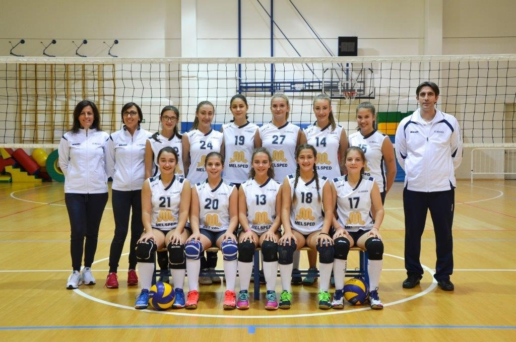 Under 14 MedoVolley ANTENORE ENERGIA 2018 / 2019