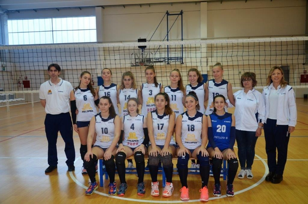 Under 16 MedoVolley ANTENORE ENERGIA 2018 / 2019