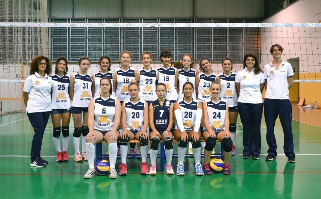 III° Divisione - Under 16 MedoVolley PAN BORTOLATO 2018 / 2019