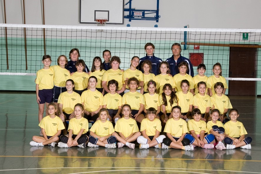 Minivolley B 2008 / 2009