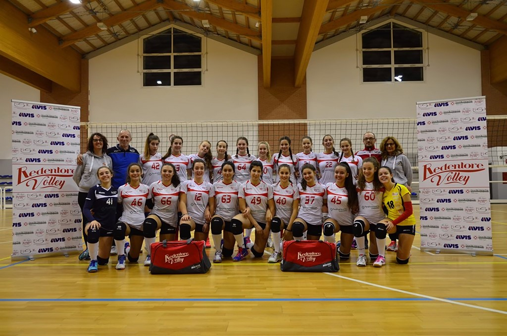 Terza divisione Redentore Volley 2017 / 2018