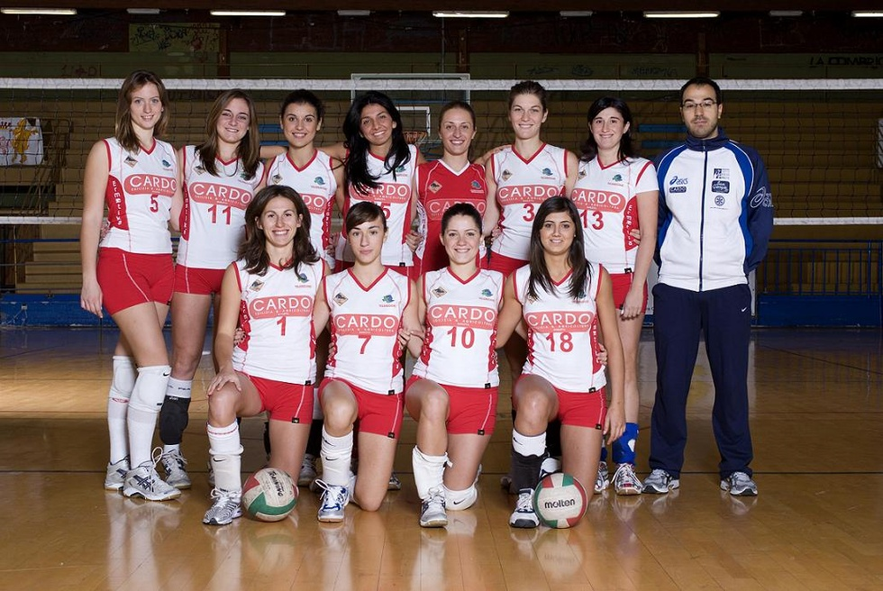 Cardo Volley Barletta 2007 / 2008