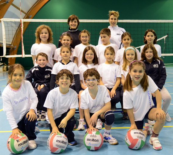 MINIVOLLEY 2012 / 2013