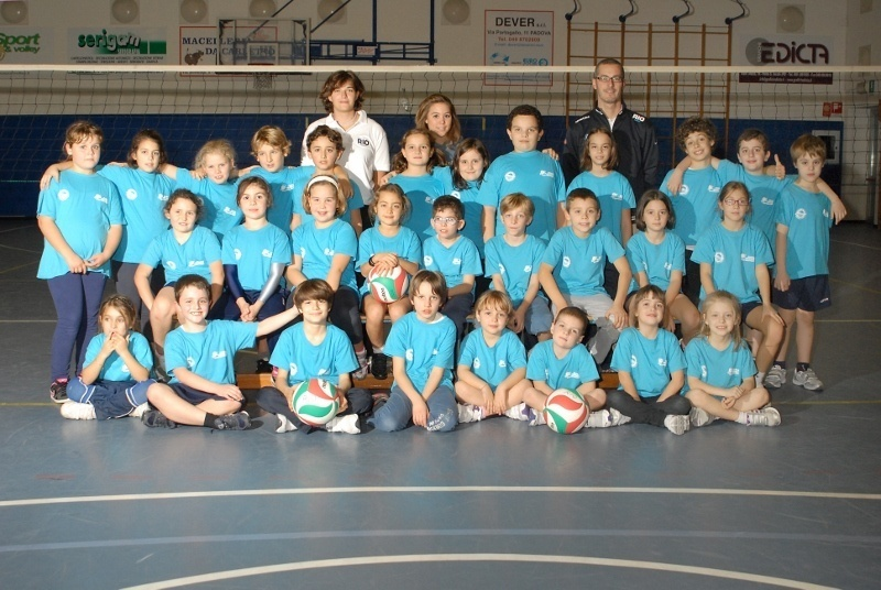 MINIVOLLEY 2011 / 2012
