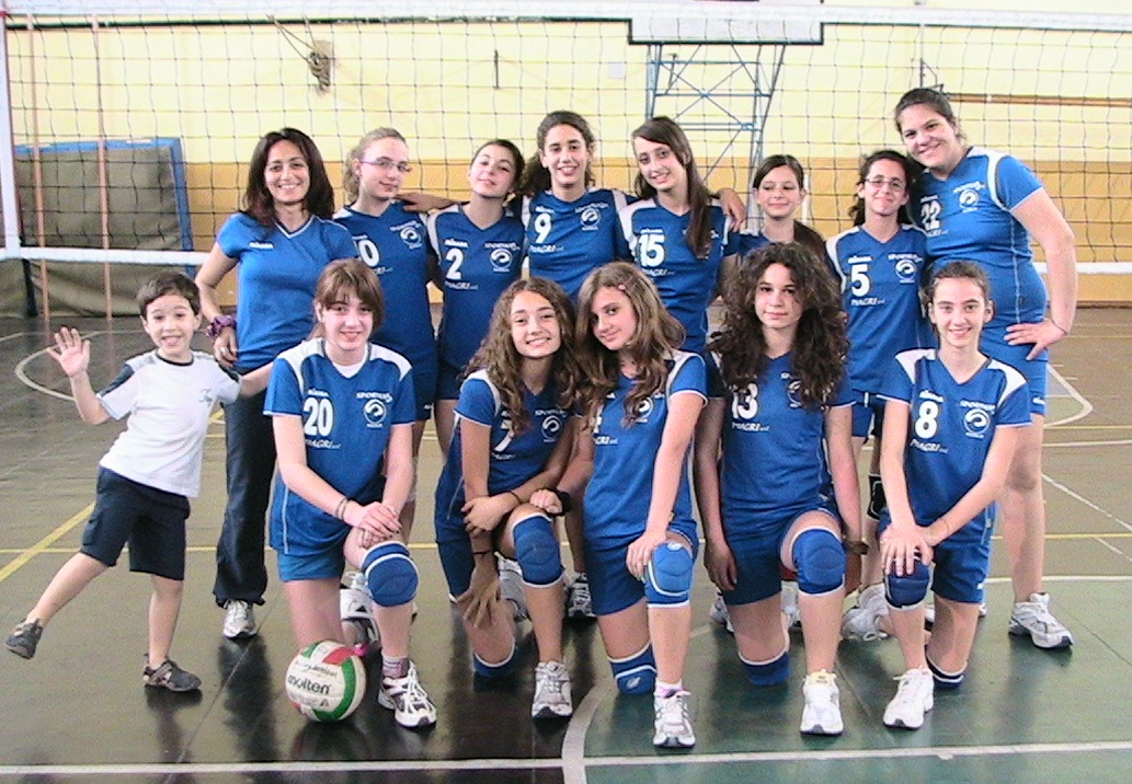 under 13 - Sportilia volley 2009 / 2010