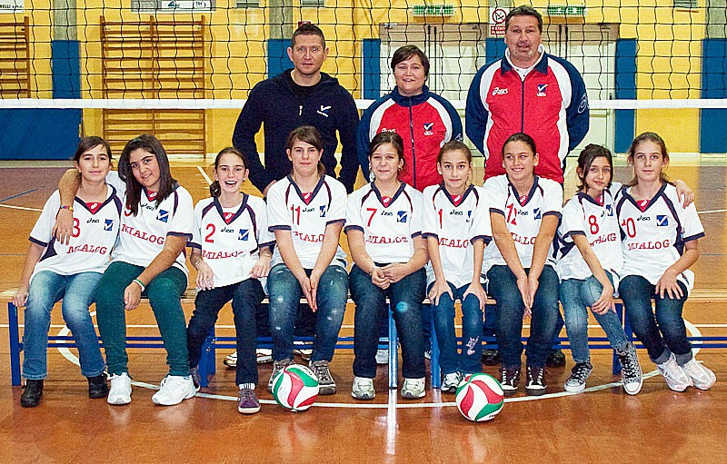 U12/F - TEAM VOLLEY 2007 2009 / 2010