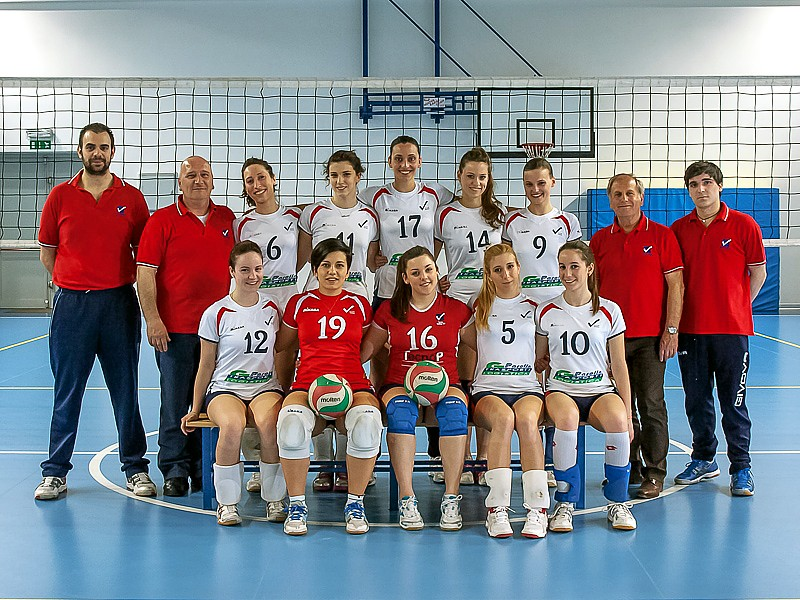 2 Div/F - TEAM VOLLEY 2012 / 2013