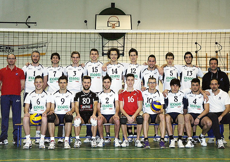 2 Div/M - TEAM VOLLEY 2012 / 2013