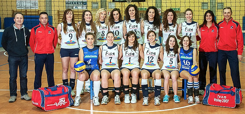 C/F - TEAM VOLLEY 2012 / 2013