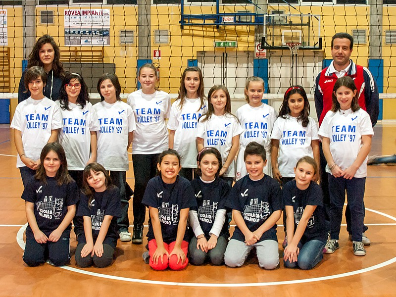 MiniVolley - Galliera Veneta 2012 / 2013