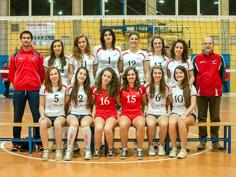 U18/F - TEAM VOLLEY 2012 / 2013