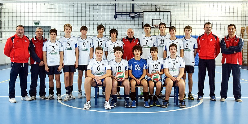 U17/M - TEAM VOLLEY 2012 / 2013