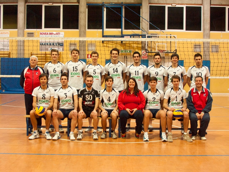 1 Div/M - TEAM VOLLEY 2013 / 2014