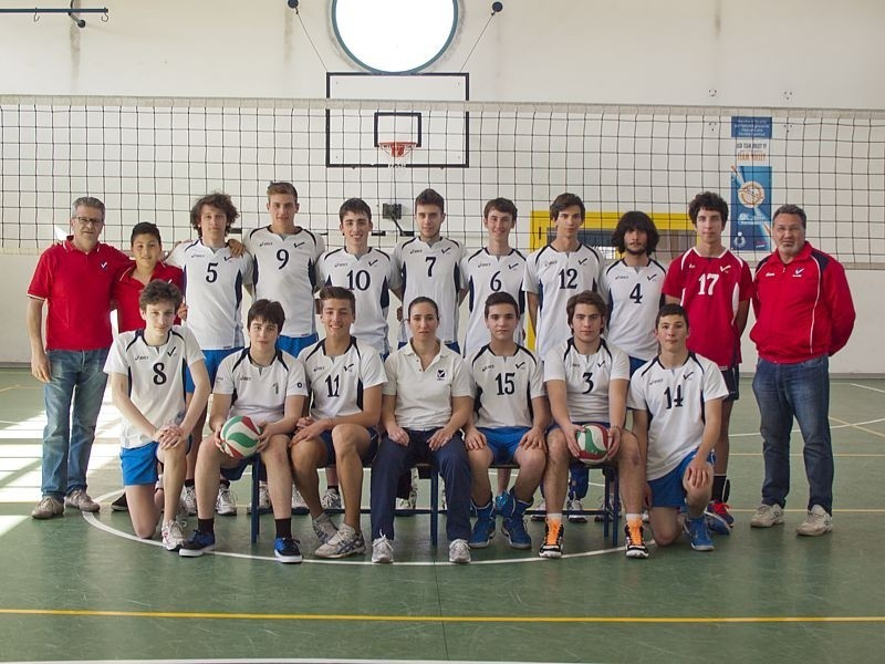 U19/M - TEAM VOLLEY 2013 / 2014