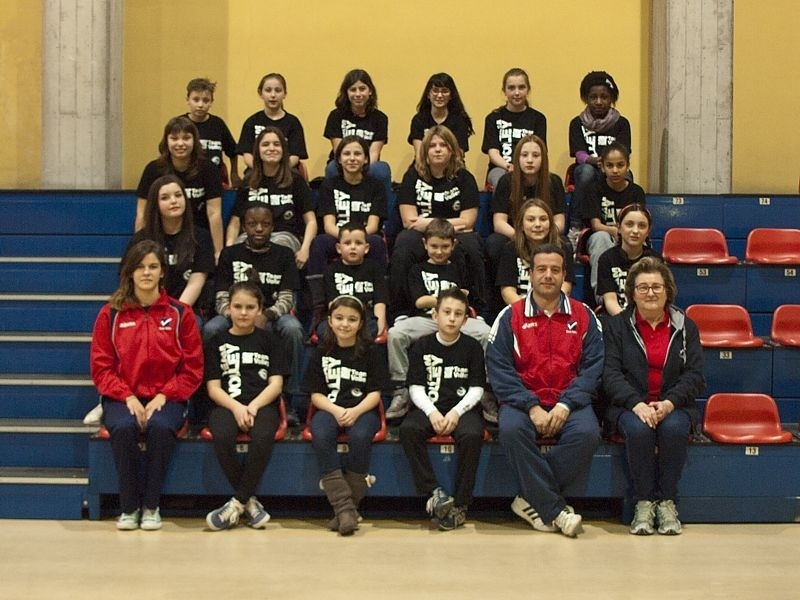 MiniVolley - Galliera Veneta 2013 / 2014