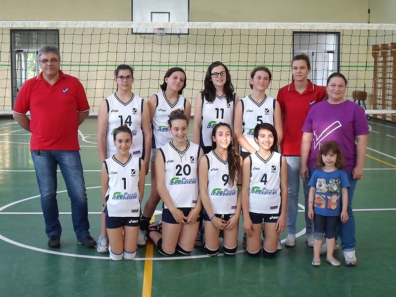 U13/F - TEAM VOLLEY '97 2013 / 2014
