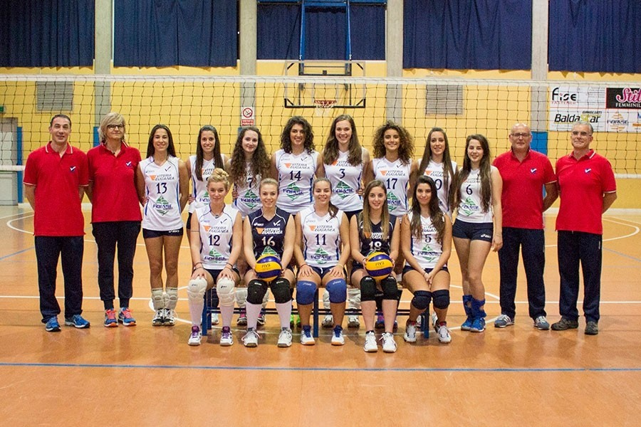 1 Div/F - TEAM VOLLEY 2014 / 2015