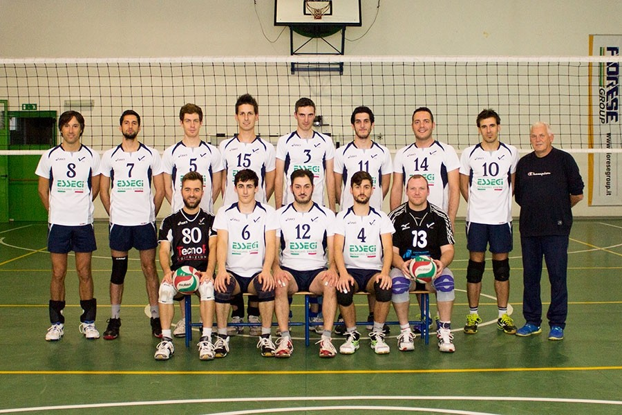 2 Div/M - TEAM VOLLEY 2014 / 2015