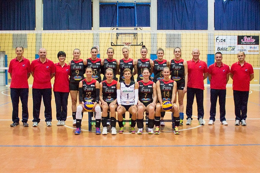 C/F - TEAM VOLLEY 2014 / 2015