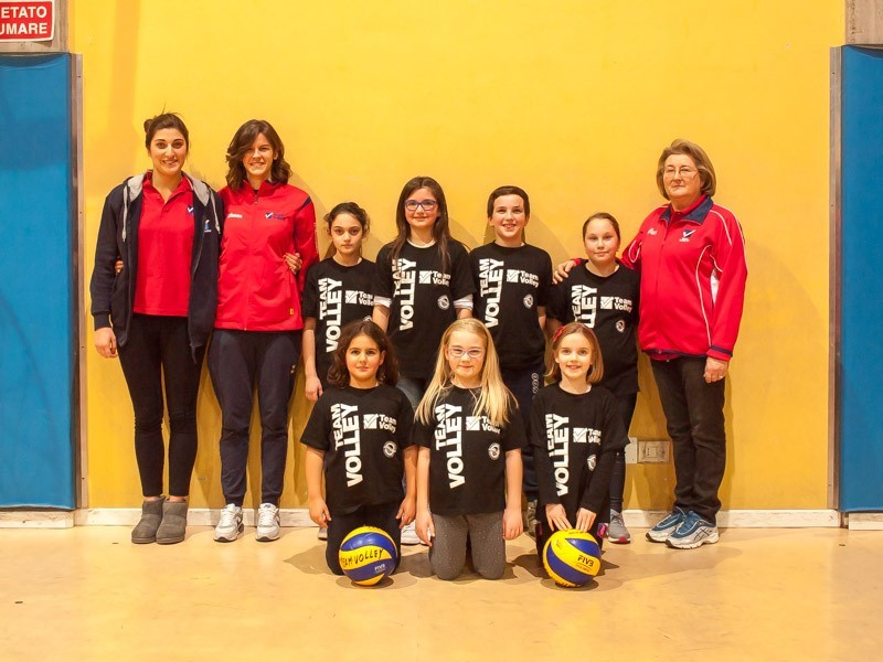 MiniVolley - Galliera Veneta 2015 / 2016