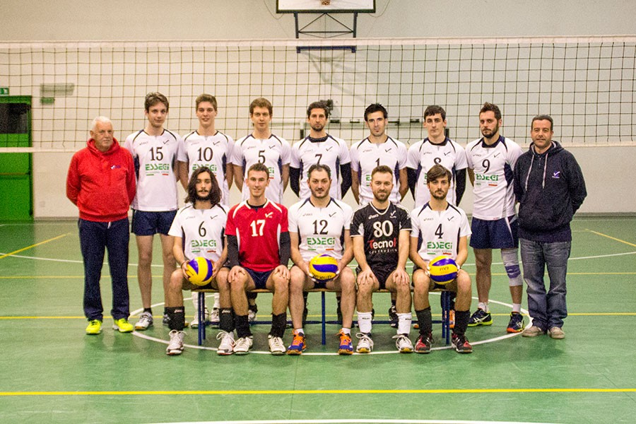 2 Div/M - TEAM VOLLEY 2015 / 2016