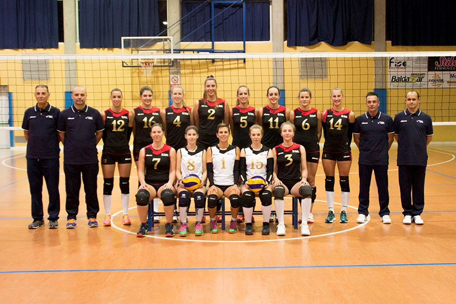 B2/F - TEAM VOLLEY 2015 / 2016