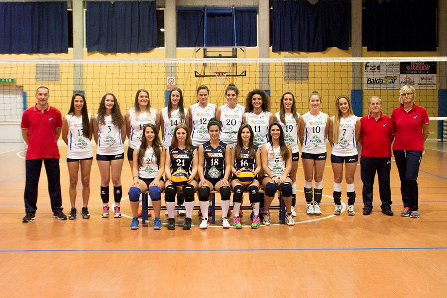 D/F - TEAM VOLLEY 2015 / 2016