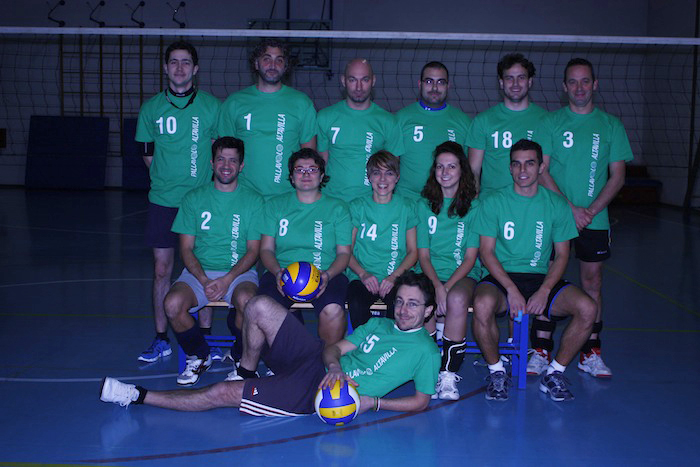 Volley Amatori Misto 2012 / 2013