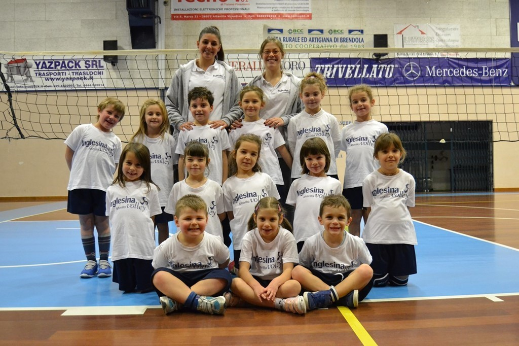 Babyvolley 2016 / 2017