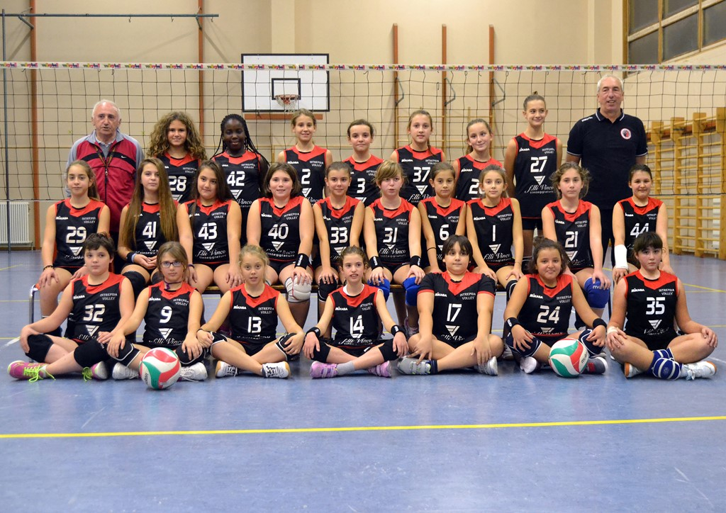 Minivolley Under 12(2004/2005) 2015 / 2016