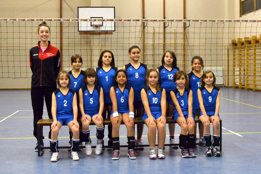 Minivolley Under 10(2007) 2015 / 2016