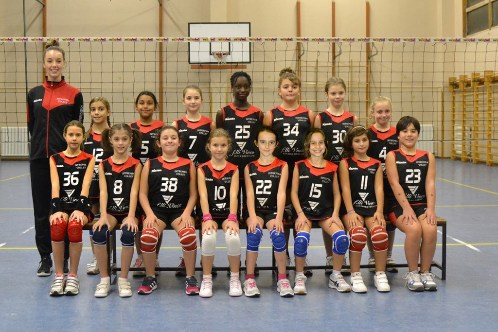 Minivolley Under 11(2006) 2015 / 2016