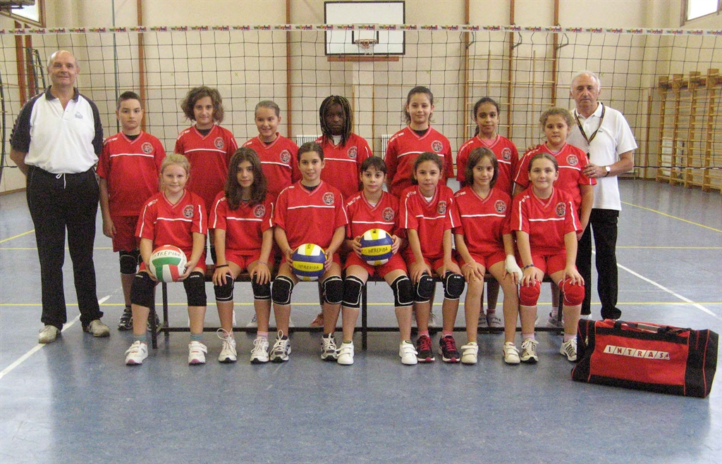 Minivolley 2002 2012 / 2013