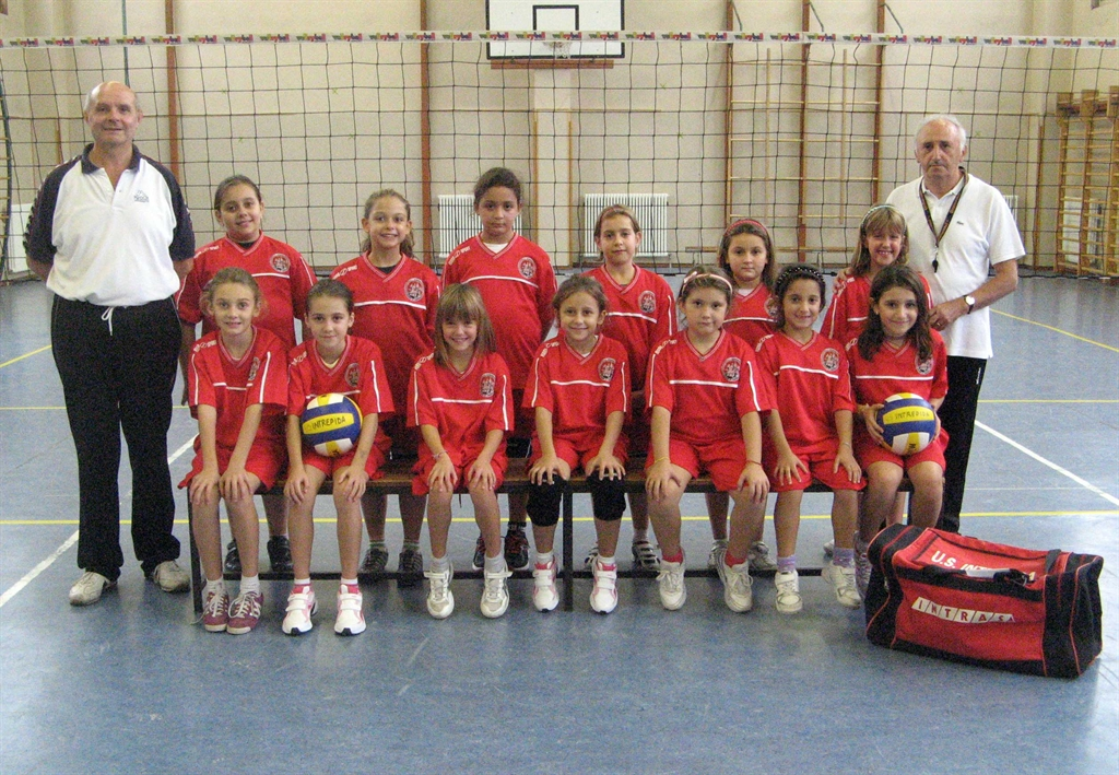 Minivolley 2003 - 2004 2012 / 2013
