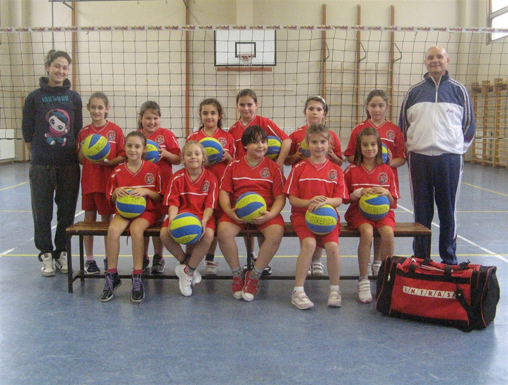 Minivolley 2005 2013 / 2014