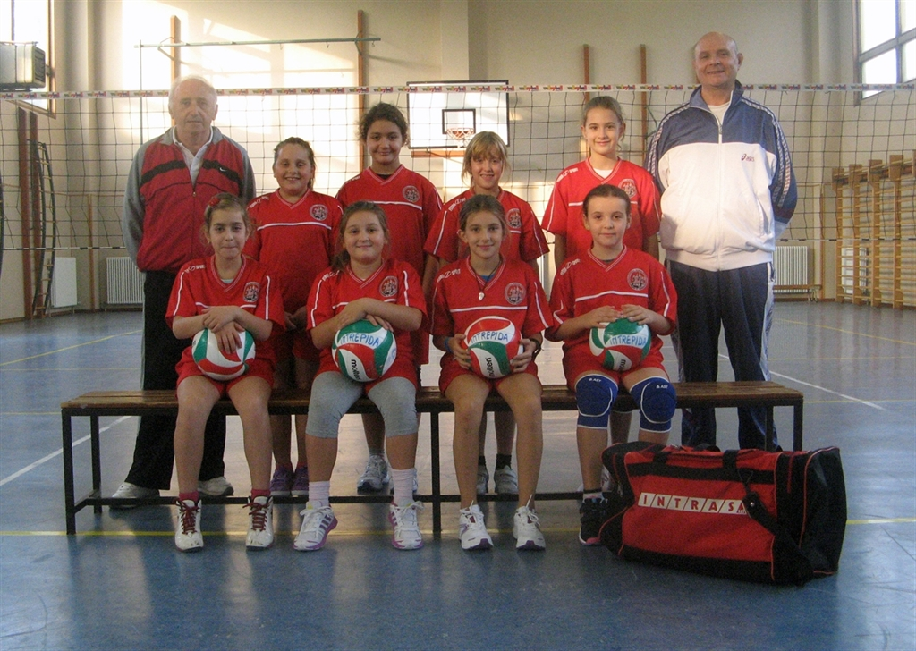 Minivolley 2003 - 2004 2013 / 2014