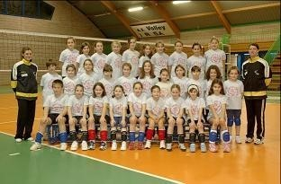 MINIVOLLEY 2004 / 2005