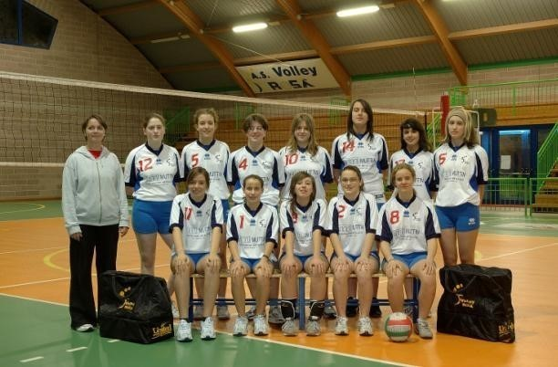 UNDER 15 FEMMINILE A 2004 / 2005