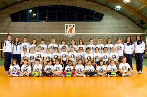 MINIVOLLEY ROSÀ 2012 / 2013