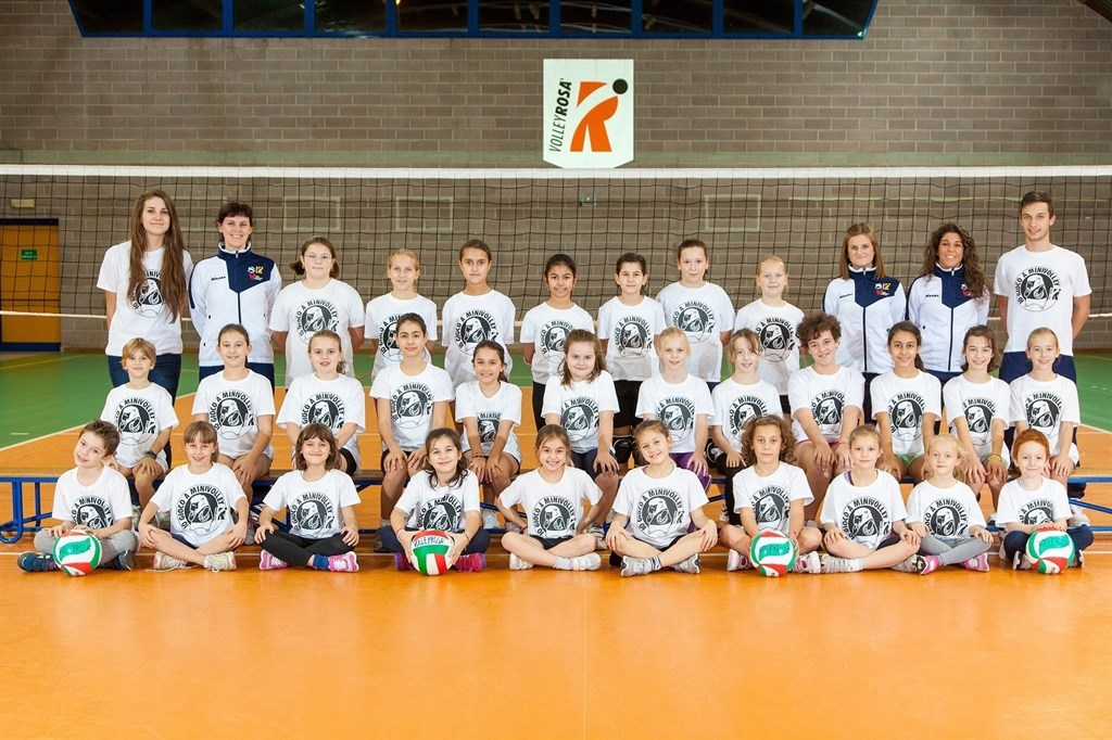 MINIVOLLEY ROSÀ 2013 / 2014