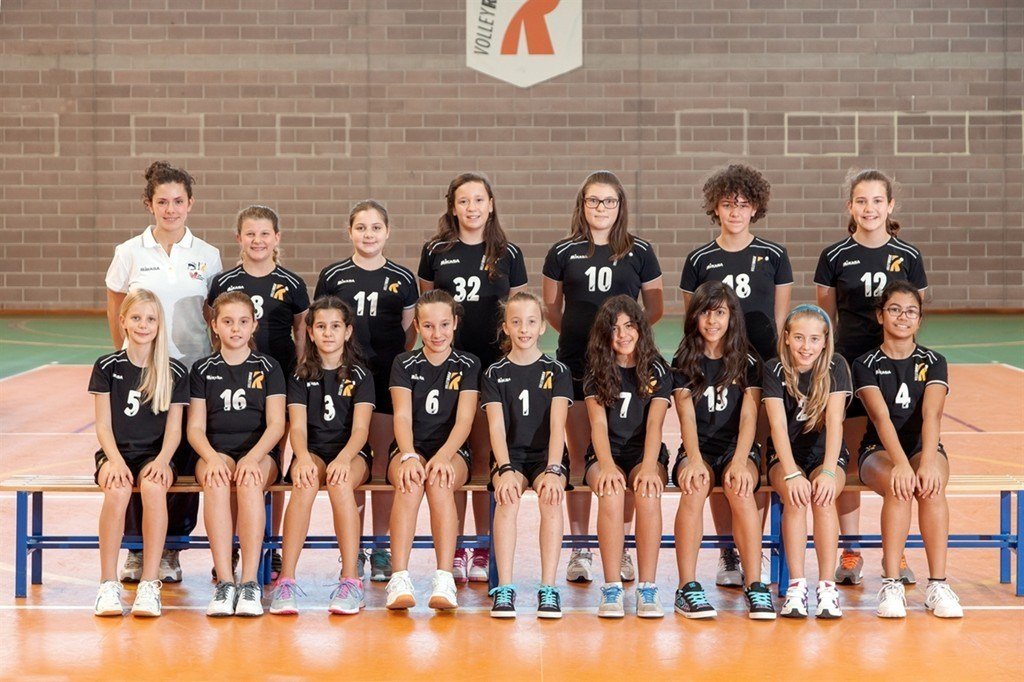 UNDER 12 PETER PAN PLAST 2014 / 2015