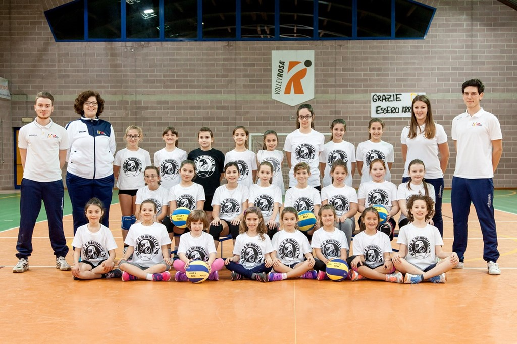 MINIVOLLEY 2016 / 2017